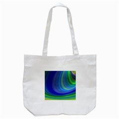 Space Design Abstract Sky Storm Tote Bag (white)