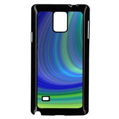 Space Design Abstract Sky Storm Samsung Galaxy Note 4 Case (black)