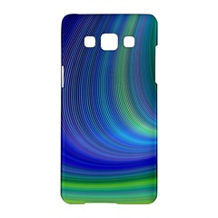 Space Design Abstract Sky Storm Samsung Galaxy A5 Hardshell Case