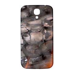 Fireplace Flame Burn Firewood Samsung Galaxy S4 I9500/i9505  Hardshell Back Case
