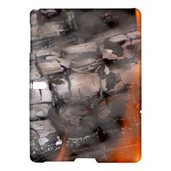 Fireplace Flame Burn Firewood Samsung Galaxy Tab S (10 5 ) Hardshell Case