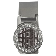 Graphics House Brick Brick Wall Money Clips (cz)