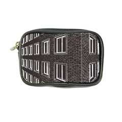 Graphics House Brick Brick Wall Coin Purse