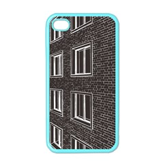 Graphics House Brick Brick Wall Apple Iphone 4 Case (color)