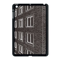 Graphics House Brick Brick Wall Apple Ipad Mini Case (black)
