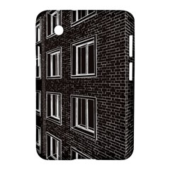 Graphics House Brick Brick Wall Samsung Galaxy Tab 2 (7 ) P3100 Hardshell Case