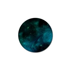 Space All Universe Cosmos Galaxy Golf Ball Marker (4 Pack)