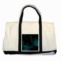 Space All Universe Cosmos Galaxy Two Tone Tote Bag