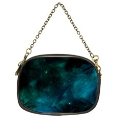Space All Universe Cosmos Galaxy Chain Purses (one Side)