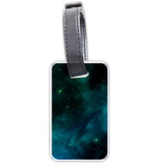 Space All Universe Cosmos Galaxy Luggage Tags (one Side)