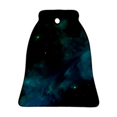 Space All Universe Cosmos Galaxy Ornament (bell)