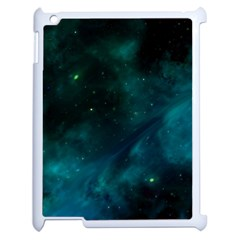 Space All Universe Cosmos Galaxy Apple Ipad 2 Case (white)
