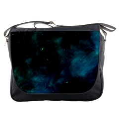 Space All Universe Cosmos Galaxy Messenger Bags