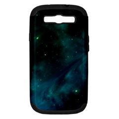 Space All Universe Cosmos Galaxy Samsung Galaxy S Iii Hardshell Case (pc+silicone)