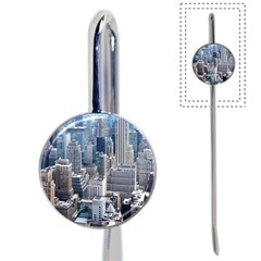 Manhattan New York City Book Mark