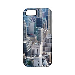 Manhattan New York City Apple Iphone 5 Classic Hardshell Case (pc+silicone)