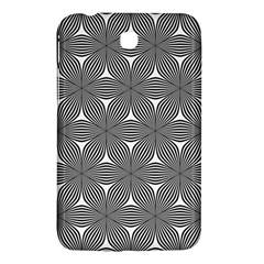 Seamless Weave Ribbon Hexagonal Samsung Galaxy Tab 3 (7 ) P3200 Hardshell Case