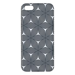 Seamless Weave Ribbon Hexagonal Iphone 5s/ Se Premium Hardshell Case