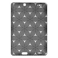 Seamless Weave Ribbon Hexagonal Amazon Kindle Fire Hd (2013) Hardshell Case