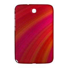 Abstract Red Background Fractal Samsung Galaxy Note 8 0 N5100 Hardshell Case
