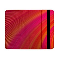 Abstract Red Background Fractal Samsung Galaxy Tab Pro 8 4  Flip Case