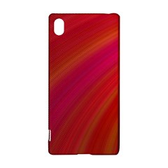 Abstract Red Background Fractal Sony Xperia Z3+