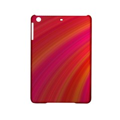 Abstract Red Background Fractal Ipad Mini 2 Hardshell Cases