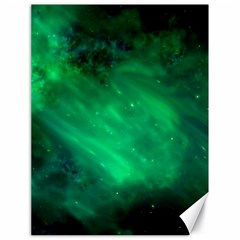 Green Space All Universe Cosmos Galaxy Canvas 18  X 24