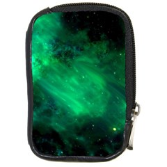 Green Space All Universe Cosmos Galaxy Compact Camera Cases