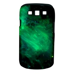 Green Space All Universe Cosmos Galaxy Samsung Galaxy S Iii Classic Hardshell Case (pc+silicone)