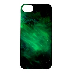 Green Space All Universe Cosmos Galaxy Apple Iphone 5s/ Se Hardshell Case