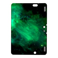 Green Space All Universe Cosmos Galaxy Kindle Fire Hdx 8 9  Hardshell Case