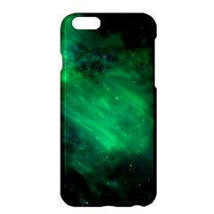 Green Space All Universe Cosmos Galaxy Apple Iphone 6 Plus/6s Plus Hardshell Case