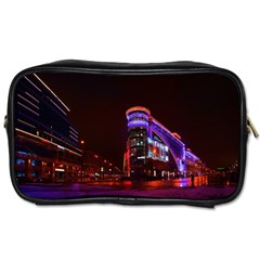 Moscow Night Lights Evening City Toiletries Bags