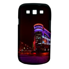 Moscow Night Lights Evening City Samsung Galaxy S Iii Classic Hardshell Case (pc+silicone)