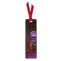 Moscow Night Lights Evening City Small Book Marks