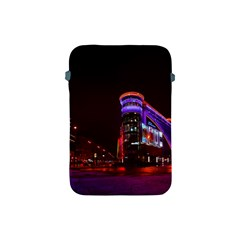 Moscow Night Lights Evening City Apple Ipad Mini Protective Soft Cases