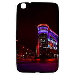 Moscow Night Lights Evening City Samsung Galaxy Tab 3 (8 ) T3100 Hardshell Case