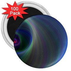 Gloom Background Abstract Dim 3  Magnets (100 Pack)