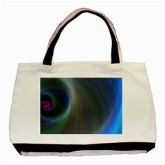 Gloom Background Abstract Dim Basic Tote Bag