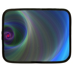 Gloom Background Abstract Dim Netbook Case (xl)