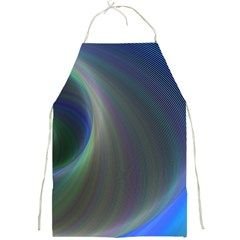 Gloom Background Abstract Dim Full Print Aprons