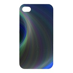 Gloom Background Abstract Dim Apple Iphone 4/4s Hardshell Case