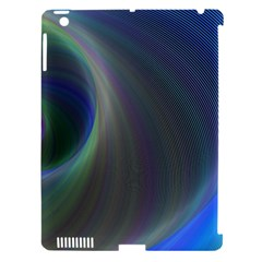 Gloom Background Abstract Dim Apple Ipad 3/4 Hardshell Case (compatible With Smart Cover)