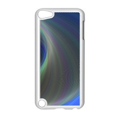 Gloom Background Abstract Dim Apple Ipod Touch 5 Case (white)