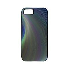 Gloom Background Abstract Dim Apple Iphone 5 Classic Hardshell Case (pc+silicone)