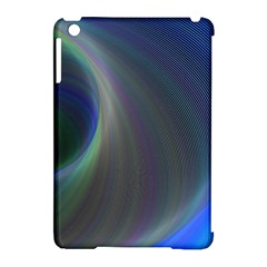Gloom Background Abstract Dim Apple Ipad Mini Hardshell Case (compatible With Smart Cover)