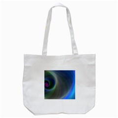 Gloom Background Abstract Dim Tote Bag (white)