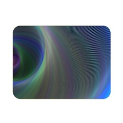 Gloom Background Abstract Dim Double Sided Flano Blanket (mini)
