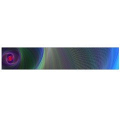 Gloom Background Abstract Dim Flano Scarf (large)